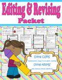 Editing and Revising Packet