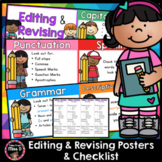 Editing and Revising Posters and Checklist