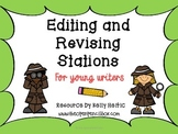 Editing and Revising Stations