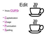 Editing and Revising Writing