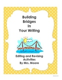 Editing and Revising Writing Activity