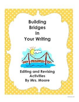 Editing and Revising Writing Activity