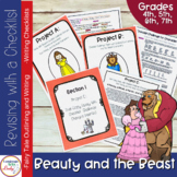 Editing and Story Writing Activities    Beauty and the Bea