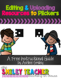 Editing and Uploading Resources to Plickers