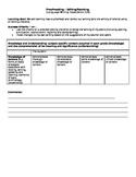 Editing using an Editing Checklist - Rubric