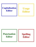 Editor Tags for Writer's Workshop
