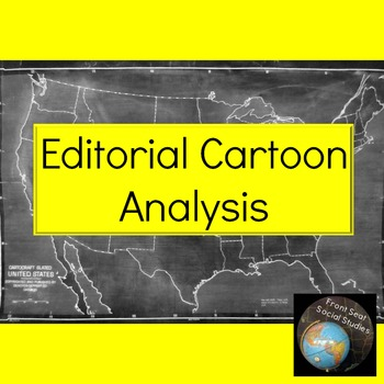 Editorial Cartoon Analysis