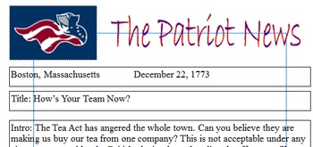 Editorial Special Education Template Modification  (Boston Tea Party)