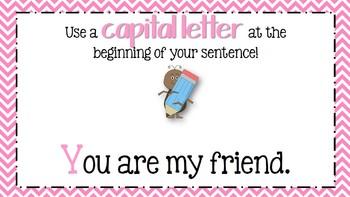 Editor's Checklist for Kindergarten