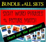 Edmark Materials: Picture Phrase Matching Activities BUNDL