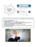Edmodo Student Sign-Up Handout