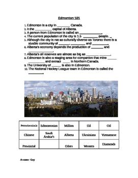 Edmonton 101