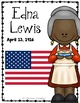 Edna Lewis Biography Research Bundle {Report, Trifold, & MORE!}