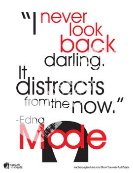 Edna Mode Inspirational Poster