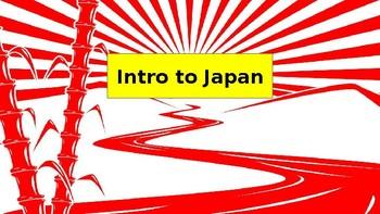 Edo and Meiji Japan Unit Slideshow Presentation