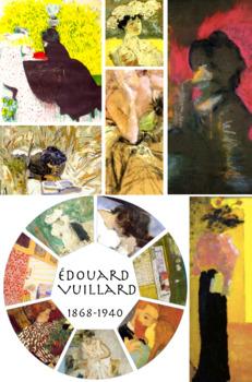 Edouard Vuillard - Nabi - Intimist - Art History - FREE POSTER