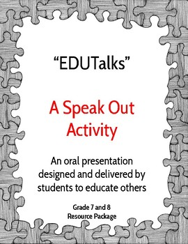 EduTalks for Middle School