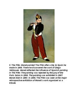 Edouard Manet - PowerPoint Presentation