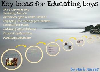Educating Boys - Presentation