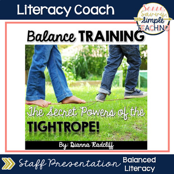 Educating & Implementing a Balanced Literacy [Presentation]