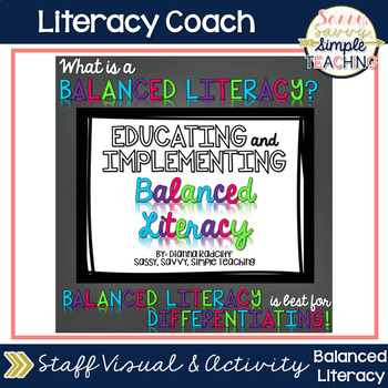 Educating & Implementing a Balanced Literacy [Professional Development Pack]
