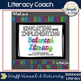 Educating and Implementing a Balanced Literacy [Professional Development Pack]