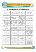 Education & Childhood - Conversation Flashcards