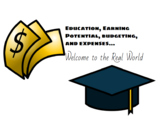 Education, Earning Potential, Budgeting, and Expenses