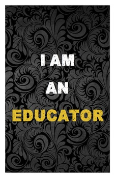 Education Poster {Poster, Printable}
