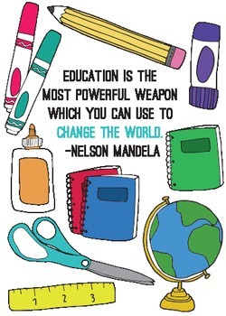 Education Quote for Inspiration