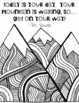 Learning Quotes Coloring Pages - 20 Fun, Creative Designs!