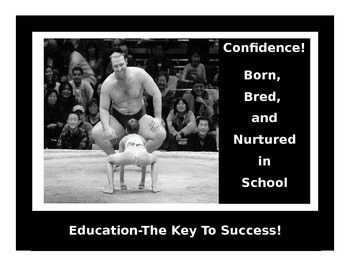 Education-The Key to Success 3A  (Poster)