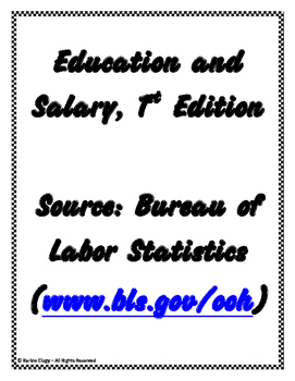Exploring Careers: Education and Salary 1st Edition