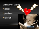 Education and Work Intermediate ESL Vocabulary Quiz PPT for IWB