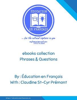 Éducation en Français French Audio eBook Phrases & Questions