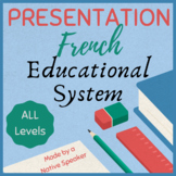 French EDUCATION SCHOOL SYSTEM PowerPoint Presentation