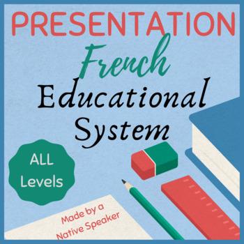 Education in France - systeme educatif francais