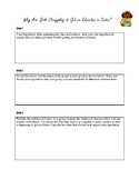 Education in Sudan Mystery Lesson Student Sheet