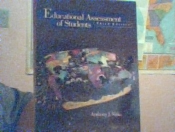 Educational Assessment of Students, 3rd ed.