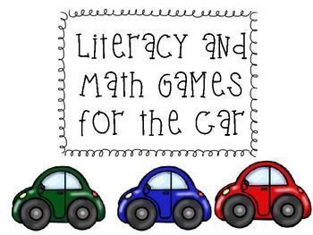 Educational Car Games