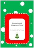 Early Childhood Christmas Pack