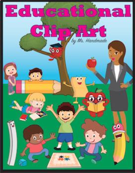 100 pics - Educational Clip Art