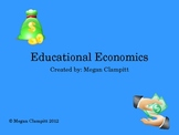Educational Economics- Buying, Trading, and Saving