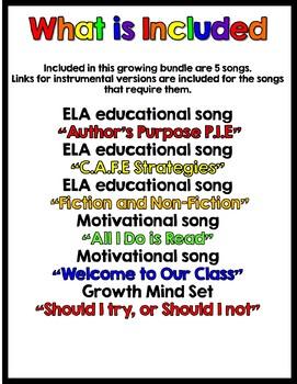 Educational/Motivational Songs