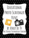 Educational Photo Scavenger Hunt