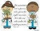 Educational Quotes for School using Cute Clipart