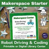 Educational Robots Driving & Coding Makerspace or Library