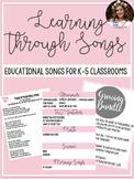Educational Songs K-5