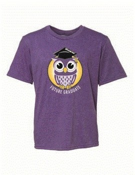 "Educational T-Shirt Contest!  ""Future Graduate"" or ""Whoo's Going to College"""