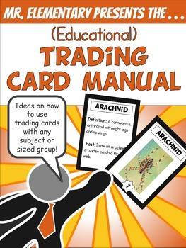 Trading Card Manual